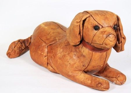 Abercrombie & Fitch Leather Dog by Dimitri Omersa