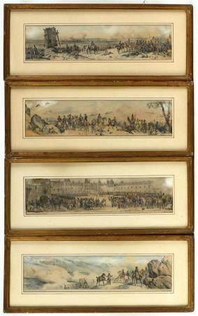 Victor ADAM (1801-1966), d'après Nicolas Eustache MAURIN (1799-1850) et lithographié par LEMERC