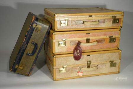 Hartman Custom Crafted & Amelia Earhart Luggage, NO RESERVE!