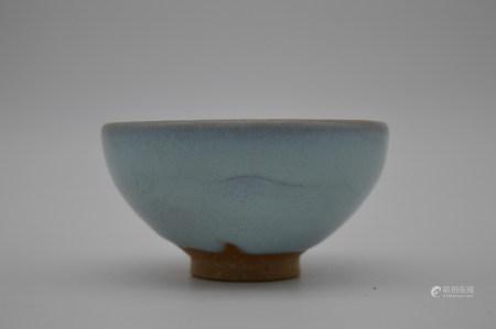 Chinese Song Dynasty Jun Kiln Porcelain Vessel