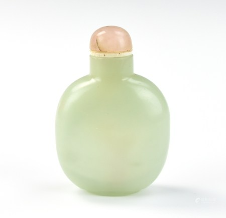 Chinese Glassware Snuff Bottle