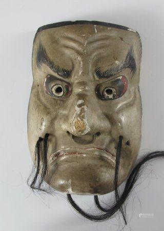 Japanische Maske.