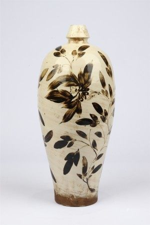 Meizhou porcelain vase in Song Dynasty