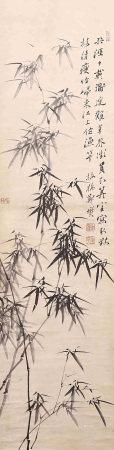 A CHINESE BAMBOO PAINTING, ZHENG BANQIAO MARK