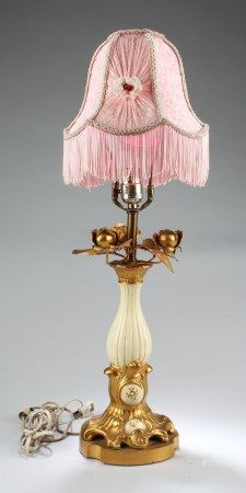 A Table Lamp