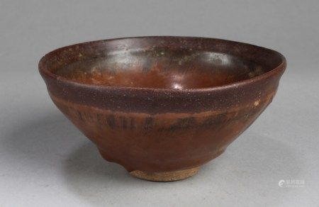 Antique Chinese Jian Yao Bowl, Song Dynasty
