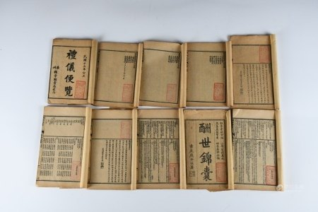 TEN CHINES BOOKS