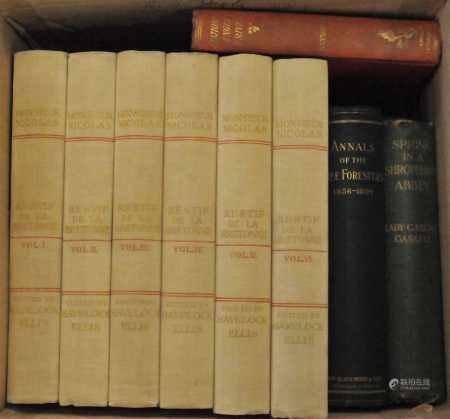 RESTIF DE LA BRETONNE, Nicholas, Monsieur Nicholas or The Human Heart Unveiled. The Intimate Memoirs