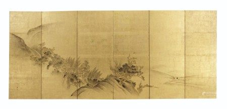 KOMAI GENKI (1747-1797)