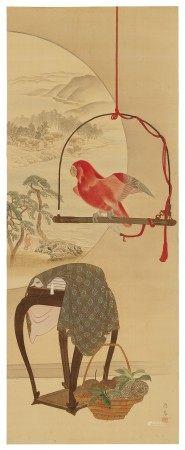 MARUYAMA OSHIN (1790-1838)