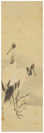 NAGASAWA ROSETSU (1754-1799)