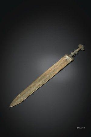 戰國 青銅劍