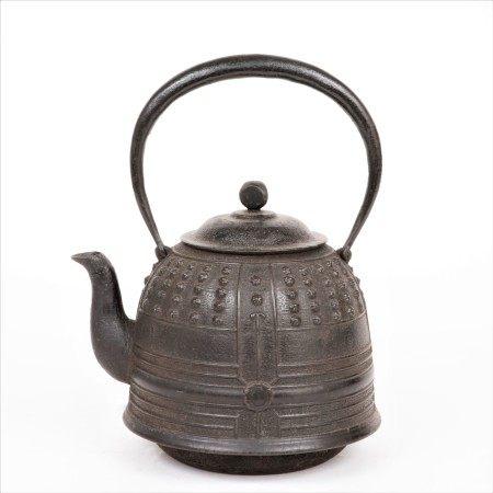 鐘紋大鐵壺