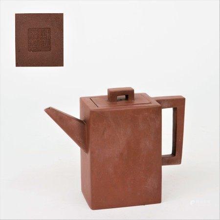 民國 戴玉屏製紫砂壺