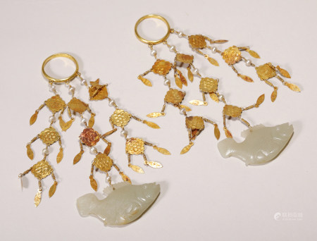 Liao Dynasty  - Pair of Hairpins