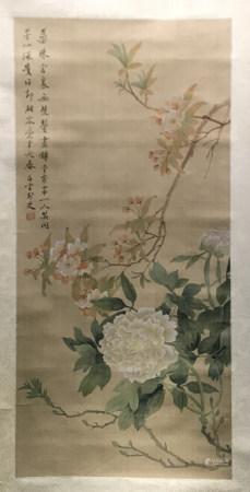 恽寿平 花卉