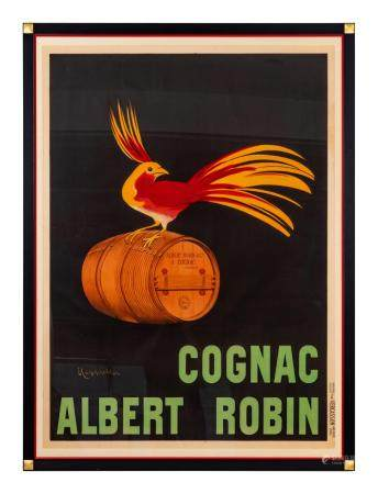 Leonetto Cappiello (Italian/French, 1875-1942) Cognac Robin