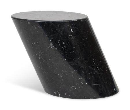 Lucia Mercer for Knoll Marble Side Table