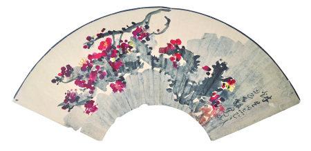 周昌榖   紅棉