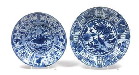 CHINE, Kraak Période Transition, XVIIe siècle