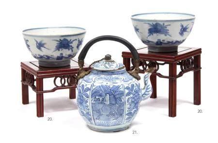 CHINE Fin Epoque MING (1368 1644)