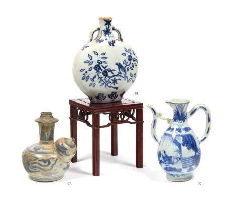 CHINE Période Transition, XVIIe siècle