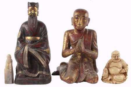 4 chinesische Figuren, chinese figures,