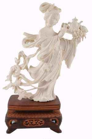 Okimono Japan Meiji-Period (1868-1912), ivory,