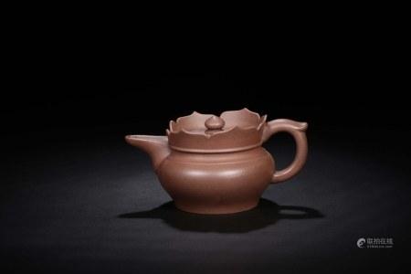 Chinese Yixing Zisha Teapot , Mark