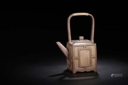 Chinese Yixing Zisha Teapot ,Mark
