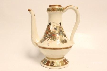 Japanese Satsuma Teapot