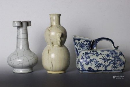 Three Chinese Porcelain Collections