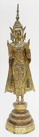 Stehender Buddha Shakyamuni.
