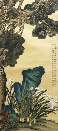 謝月眉 花卉