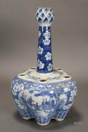 Chinese Late Qing Dynasty Tulip Vase,