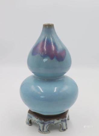 Possibly Ming Lava Glazed Porcelain