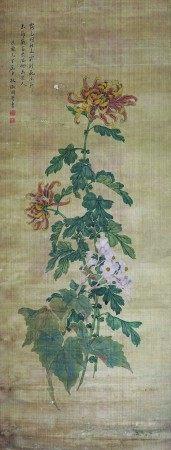 林徽因 花卉