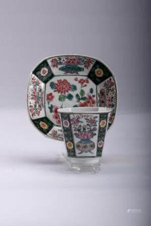 Chine, fin XVIIIe début XIXe
