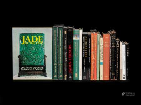 [JADE] A group of works about Chinese Jade, comprising: