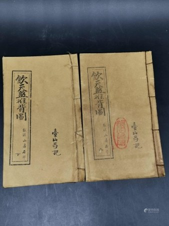 Two Chinese Books