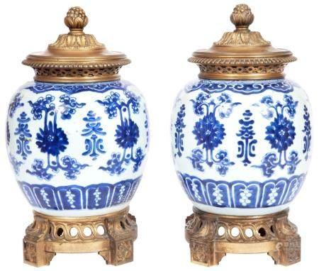 Chinese Celadon Glazed Covered Jar