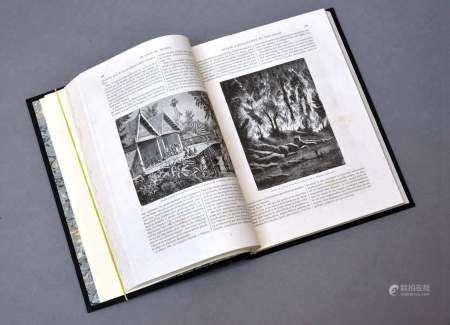 1870-1972-1873. GARNIER (Francis). Voyage d'exploration en Indo-Chine. Paris : Le [...]