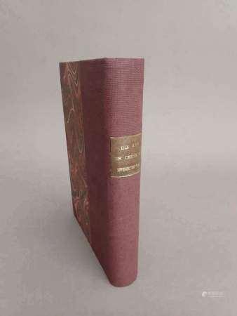 1877 John THOMSON  Dix ans de voyages dans la Chine et l'Indo-Chine. Paris, Librairie [...]