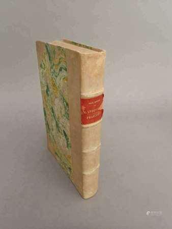 INDOCHINE 1905.  Paul Doumer. L'indochine Française.  Illustrations en noir. Vuibert [...]