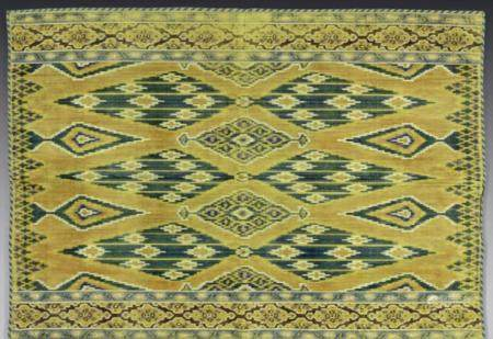 A Silk Wall Hanging
