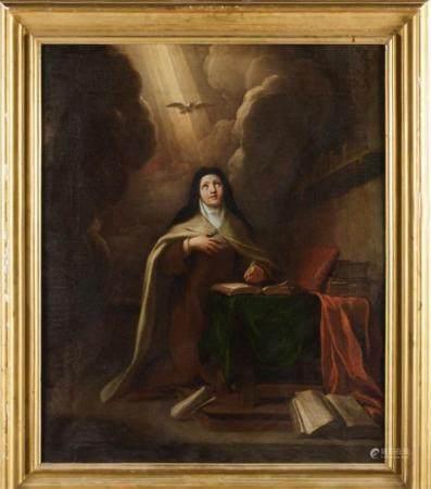 An English School Painting