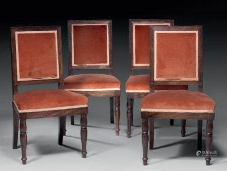 A Group of Chairs
