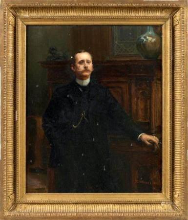 A Portrait of Gentleman