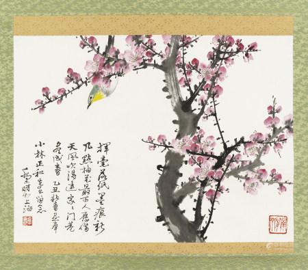 喬木 (1920-2002) 花鳥