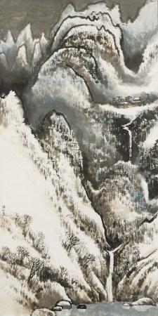 張仁芝 b.1935 山水